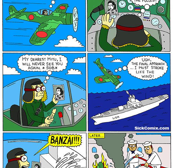 Krazy Kamikaze